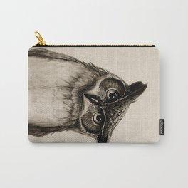 Owl Sketch Tasche