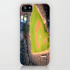 Orioles Baseball Tilt Shift iPhone (5, 5s) Slim Case
