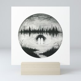 Nøkken Mini Art Print