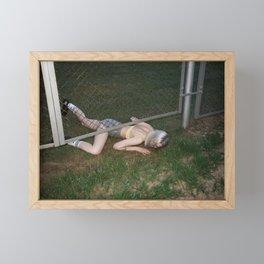 Obstacles Framed Mini Art Print