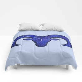 Astrological sign aries constellation Comforters