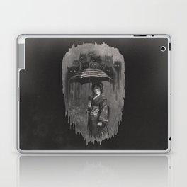 Lady Rain Laptop & iPad Skin