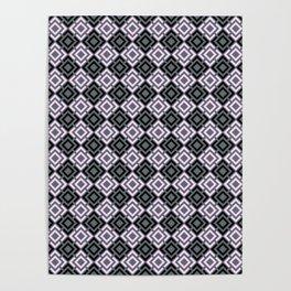 Geometric pattern , Margo Poster