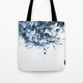 dandelion blue XII Tote Bag