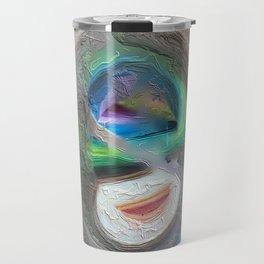 Abstract Mandala 126 Travel Mug