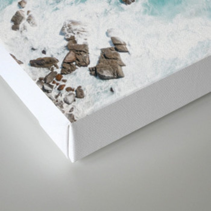 Sea 4 Canvas Print