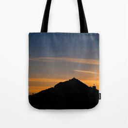 Colours of Dawn Tote Bag