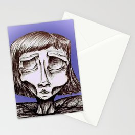 Asymmetric, Ghoul #6 Stationery Cards