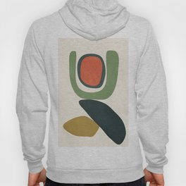 Abstract Shapes 32 Hoody