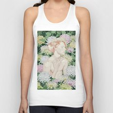 The Way You Make Me Feel Unisex Tank Top