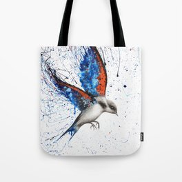 Sunset Sorrento Wings Tote Bag