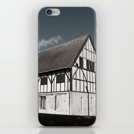 The Hospitium in York museum gardens iPhone Skin