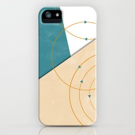 Mahi #geometrical #art iPhone Case