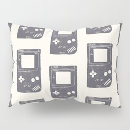 Game Boy Pillow Sham