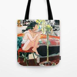#ME STORY 006 Tote Bag