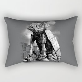 WELCOME TO TOWN Rectangular Pillow