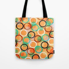Smells like flowers and sun Tote Bag