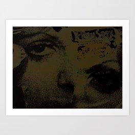 X-Ray Specs Art Print
