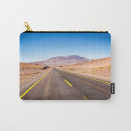 Route 27, Atacama - Chile Carry-All Pouch