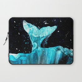 Whale of a Tail Laptop Sleeve
