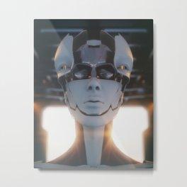 Day 0520 /// Standby Metal Print