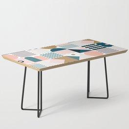 Flower Tile Coffee Table
