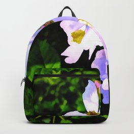 The Wild Rose In Living Color Backpack