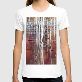Automn Swamp T-shirt