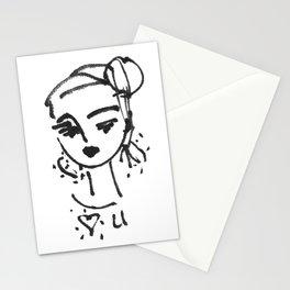 Luv U Stationery Cards
