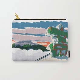 Inukshuk, 7th Heaven Carry-All Pouch
