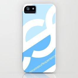 ese logo a iPhone Case