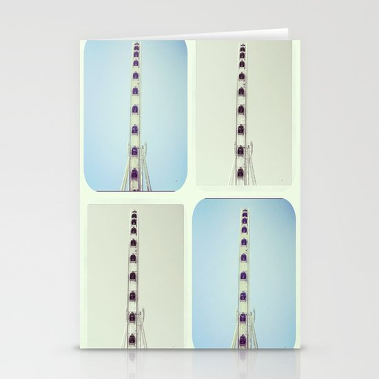 Seattle Dreaming Stationery Cards