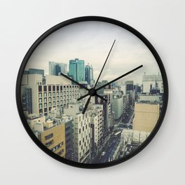 TOKIO 4 Wall Clock
