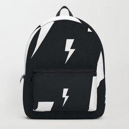 Lightning bolts Backpack