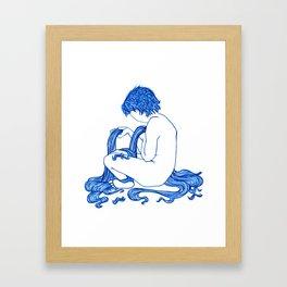 Residential School Framed Art Print