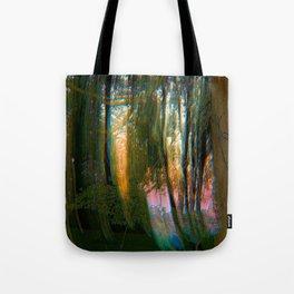 Trippy Trees Tote Bag