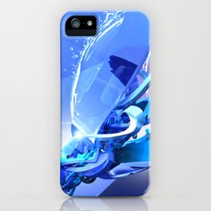 3d graffiti - RL 01 Slim Case iPhone (5, 5s)