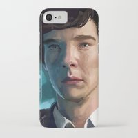 johnlock iPhone & iPod Cases featuring Goodbye John by Alexandra Haynes