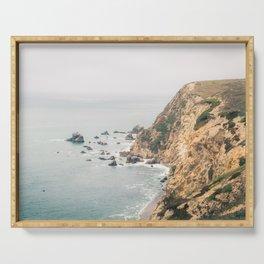 Northern California Coast Serving Tray