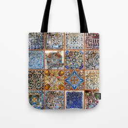 Oh Gaudi! Tote Bag