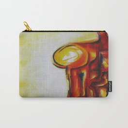 """Wake Me Up Inside"" Carry-All Pouch"