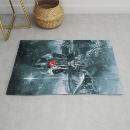 Audience With The Titan Rug