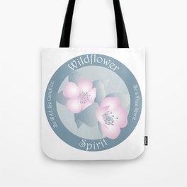 Wildflower Spirit - Boho Breeze Tote Bag