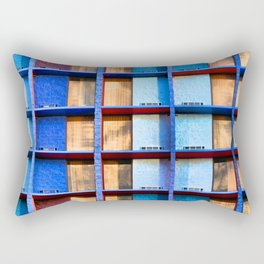 Block Living Rectangular Pillow