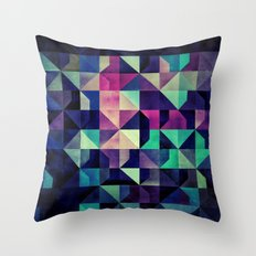 CYLYRY MYX Throw Pillow
