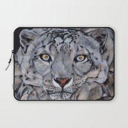 Snowleopard Laptop Sleeve