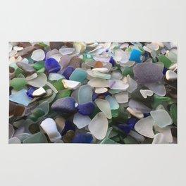 Sea Glass Assortment 2 Rug
