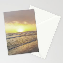 Soft Waves Stationery Cards