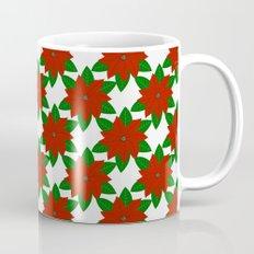 C13D Poinsettia Mug