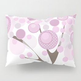 Abstract tree Pillow Sham
